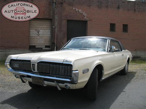 1968 Mercury Cougarfor Sale submited images