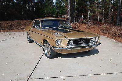 1968 mustang 390 gt for sale in columbus georgia classified. Black Bedroom Furniture Sets. Home Design Ideas