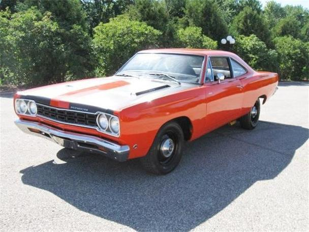 1968 plymouth road runner for sale in greene iowa