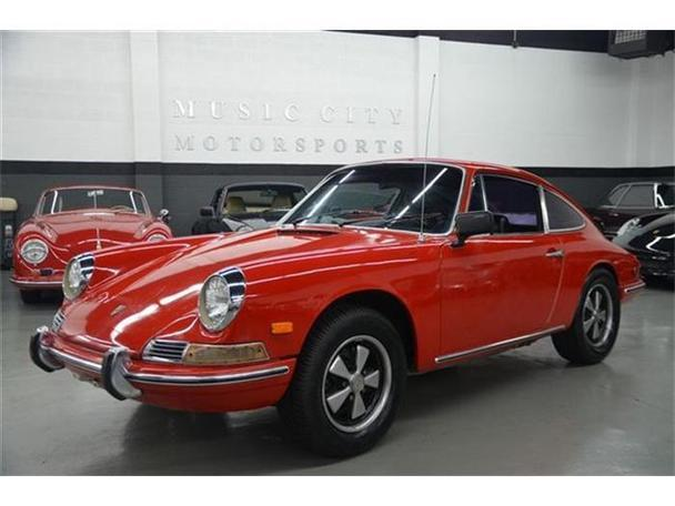 1968 porsche 912 for sale in nashville tennessee. Black Bedroom Furniture Sets. Home Design Ideas