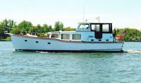 1968 Stoninton Motor Sailor For Sale In Perth Amboy New