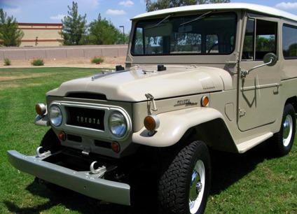 1968 Toyota Landcruiser Fj40 For Sale In Little Rock
