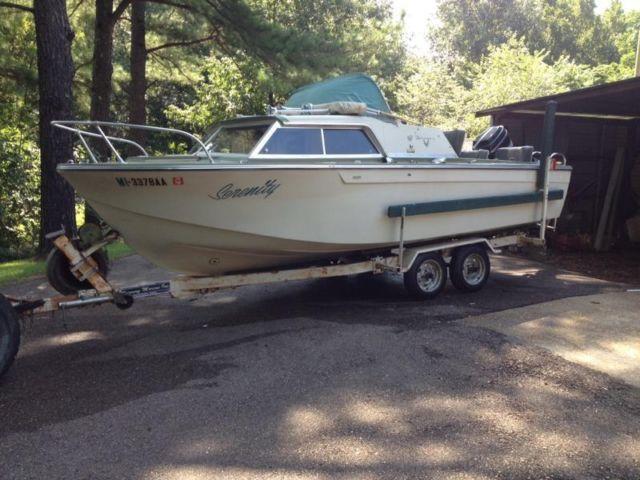 1968 Winner Baronet Cuddy Cabin Boat For Sale In Vicksburg