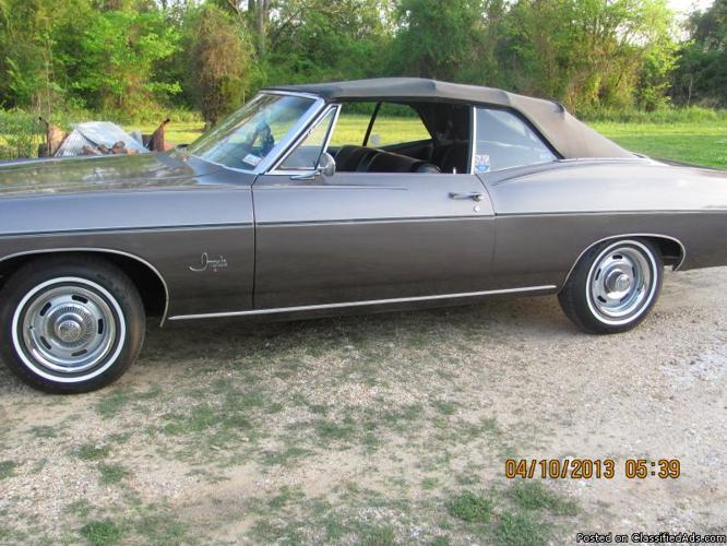 1975 Camaro For Sale Craigslist >> 1968 Impala Convertible Craigslist Related Keywords - 1968 Impala Convertible Craigslist Long ...