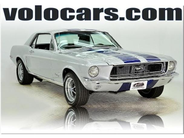 1968 ford mustang computer - photo #17