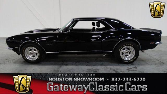 1968chevrolet Camaro 219hou For Sale In Houston Texas