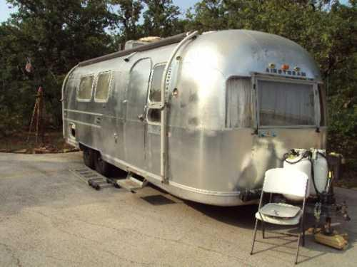 1969 Airstream Inc Overlander In Graham Tx For Sale In