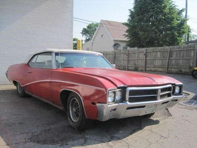 1969 buick skylark for sale in cleveland ohio classified. Black Bedroom Furniture Sets. Home Design Ideas
