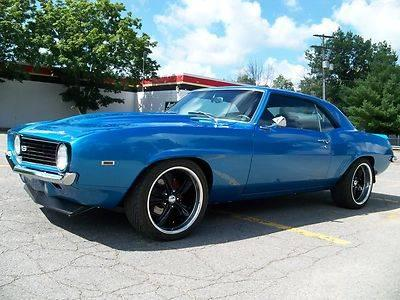 1969 camaro ls2 440 hp for sale in hastings michigan. Black Bedroom Furniture Sets. Home Design Ideas