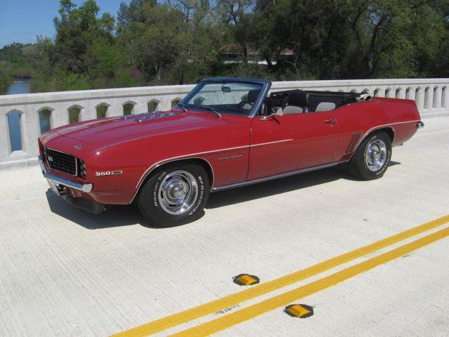 1969 camaro rally sport convertible x11 z22 for sale in los angeles california classified. Black Bedroom Furniture Sets. Home Design Ideas
