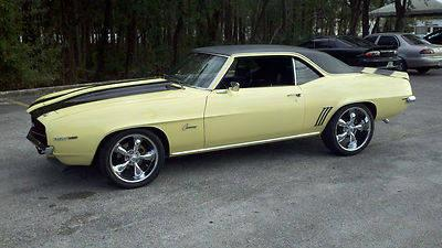 1969 Camaro Ss Excellent Condition For Sale In Tampa