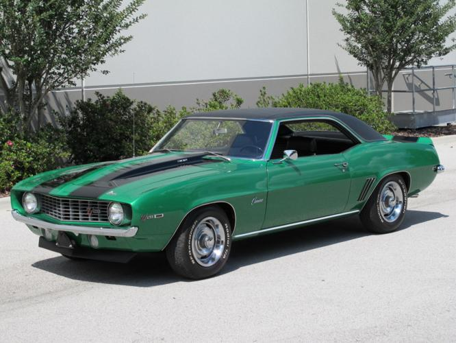 1969 camaro z28 green for sale in saint george utah classified. Black Bedroom Furniture Sets. Home Design Ideas