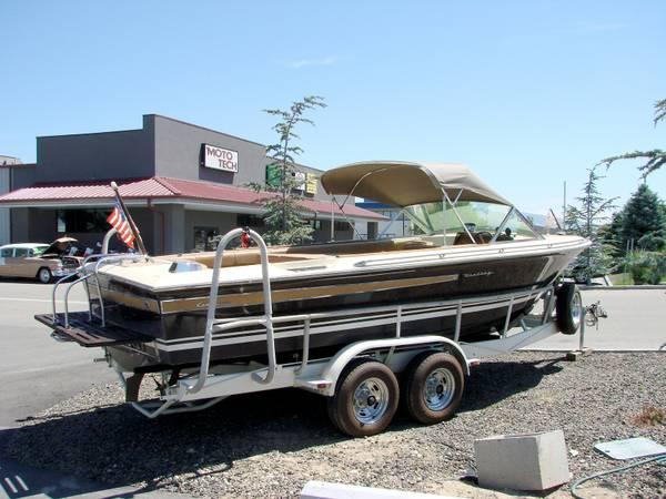 1969 century coronado 21ft 454 power for sale in boise for Plenty of fish boise