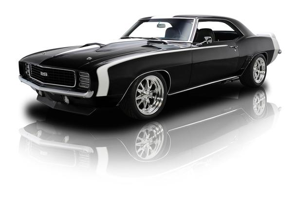 1969 Chevrolet Baldwin Motion Camaro Rs Ss Phase Iii For
