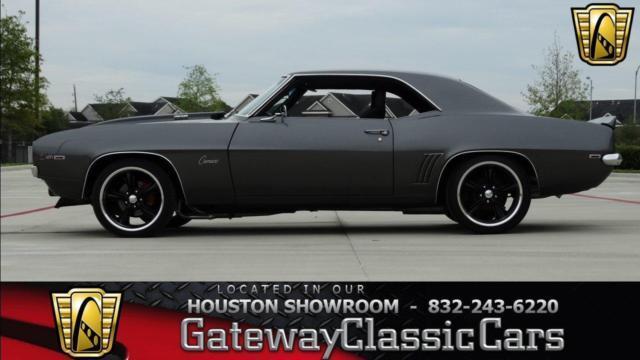 1969 Chevrolet Camaro 170hou For Sale In Houston Texas