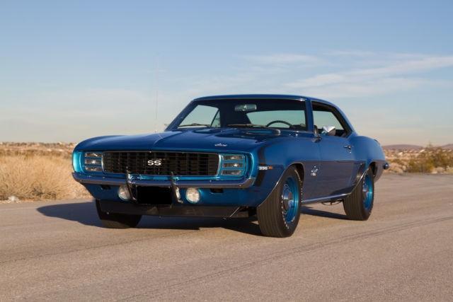 1969 Chevrolet Camaro For Sale In Dallas Texas Classified