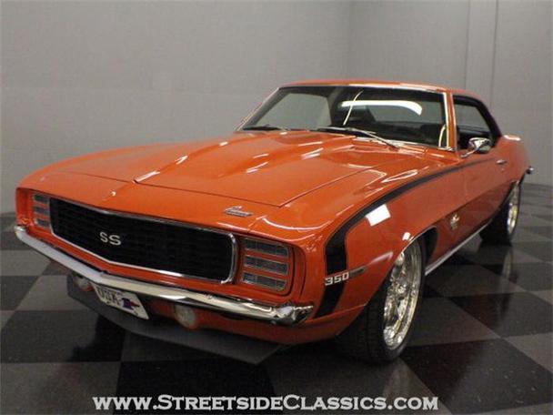 1969 Chevrolet Camaro For Sale In Charlotte North