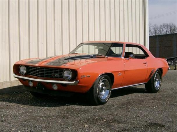 1969 Chevrolet Camaro For Sale In Linthicum Maryland