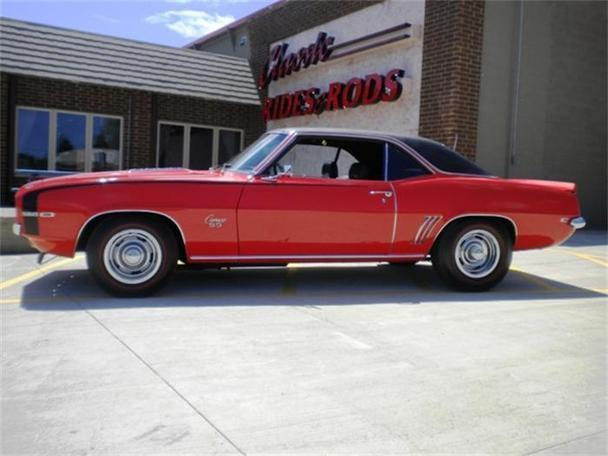 1969 Chevrolet Camaros For Sale In Minneapolis Used On