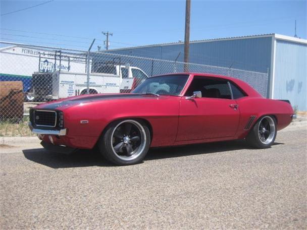 1969 Chevrolet Camaro For Sale In Amarillo Texas