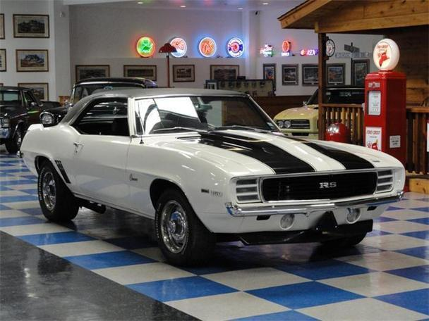 1969 Chevrolet Camaro For Sale In New Braunfels Texas