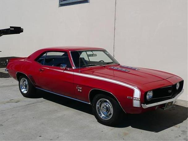 1969 chevrolet camaro for sale in escondido california classified. Black Bedroom Furniture Sets. Home Design Ideas
