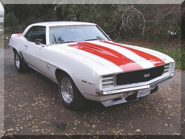 1969 chevrolet camaro for sale in newcastle california classified. Black Bedroom Furniture Sets. Home Design Ideas