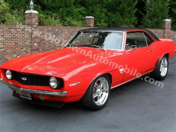 1969 Chevrolet Camaro For Sale In Huntingtown Maryland