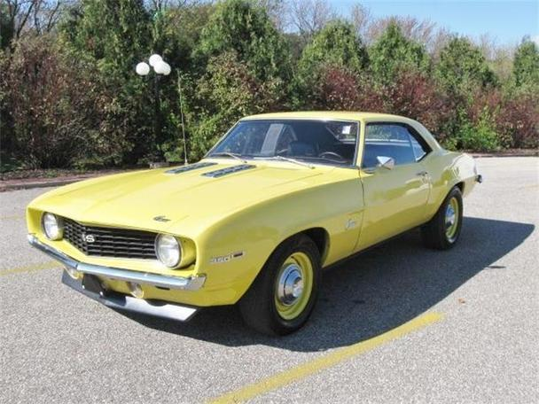 1969 Chevrolet Camaro For Sale In Greene Iowa Classified