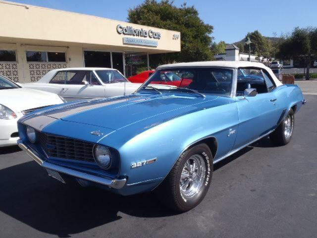 1969 chevrolet camaro for sale in thousand oaks california classified. Black Bedroom Furniture Sets. Home Design Ideas