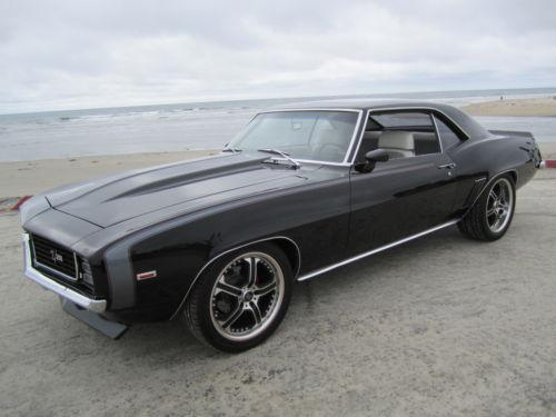 1969 chevrolet camaro for sale in del sur california classified. Black Bedroom Furniture Sets. Home Design Ideas