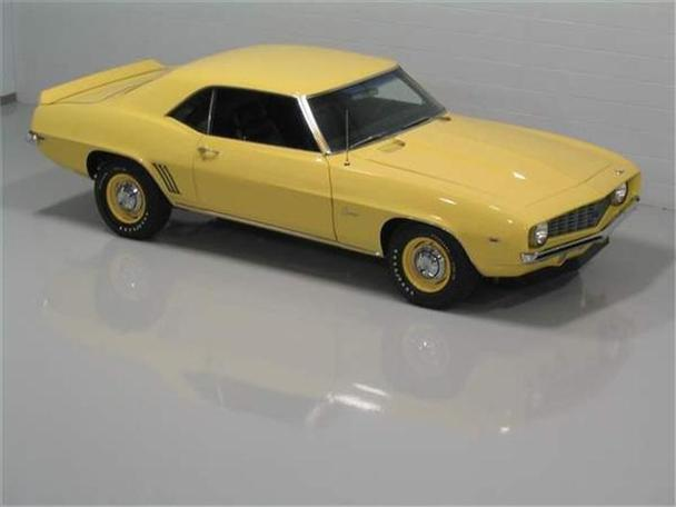 1969 chevrolet camaro copo for sale in whiteland indiana classified. Cars Review. Best American Auto & Cars Review
