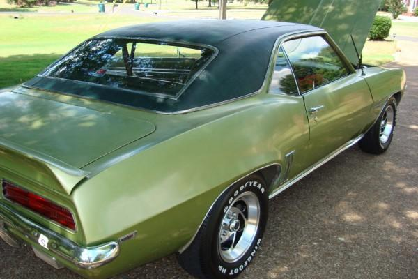 1969 Chevrolet Camaro Rally Sport Rs For Sale In Las Vegas
