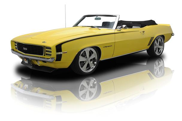 1969 Chevrolet Camaro Rs For Sale In Charlotte North Carolina Classified Americanlisted Com