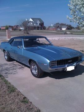 1969 chevrolet camaro rs for sale in lake view terrace california classified. Black Bedroom Furniture Sets. Home Design Ideas