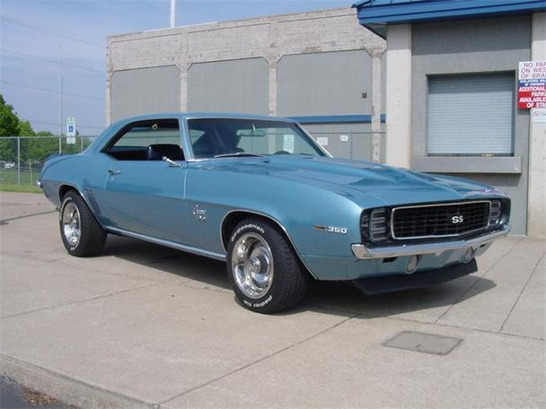 1969 chevrolet camaro rs ss for sale in davenport iowa classified. Black Bedroom Furniture Sets. Home Design Ideas