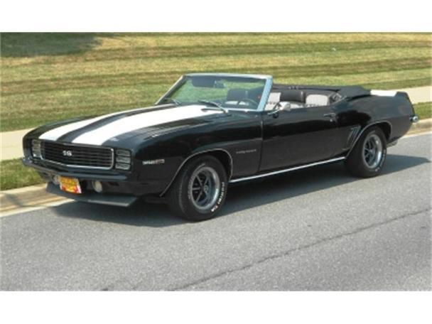 1969 chevrolet camaro rs ss for sale in rockville maryland classified. Cars Review. Best American Auto & Cars Review
