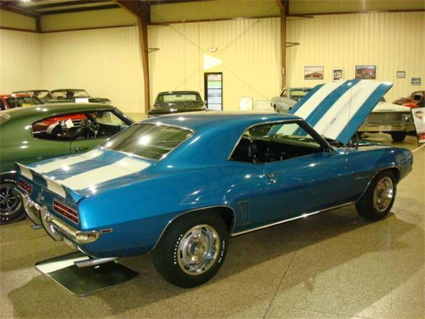 1969 Chevrolet Camaro Rs Z28 For Sale In Mobile Alabama