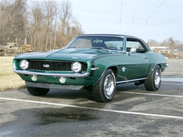 1969 Chevrolet Camaro Ss For Sale In Linthicum Maryland