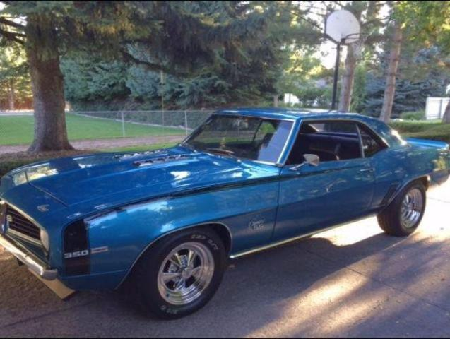 1969 chevrolet camaro ss for sale in idaho falls idaho classified. Black Bedroom Furniture Sets. Home Design Ideas
