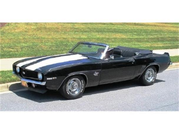 1969 chevrolet camaro ss for sale in rockville maryland classified. Cars Review. Best American Auto & Cars Review