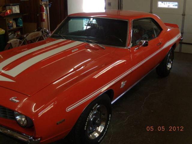 1969 Chevrolet Camaro Yenko S C Clone For Sale In Co