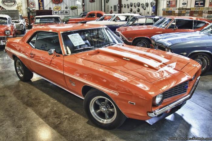 1969 Chevrolet Camaro Yenko Tribute For Sale In Fenton