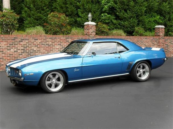 1969 Chevrolet Camaro Z28 For Sale In Huntingtown