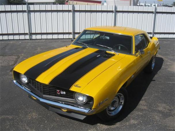 1969 chevrolet camaro z28 for sale in amarillo texas classified. Cars Review. Best American Auto & Cars Review