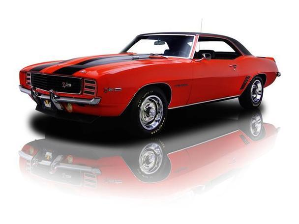1969 Chevrolet Camaro Z28 For Sale In Charlotte North Carolina Classified Americanlisted Com