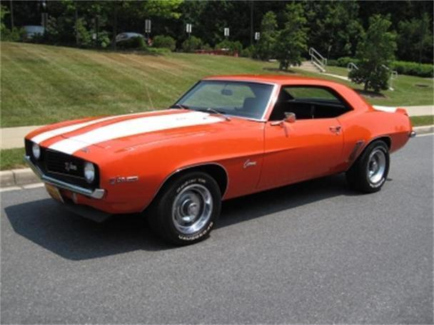 1969 chevrolet camaro z28 for sale in rockville maryland classified. Cars Review. Best American Auto & Cars Review