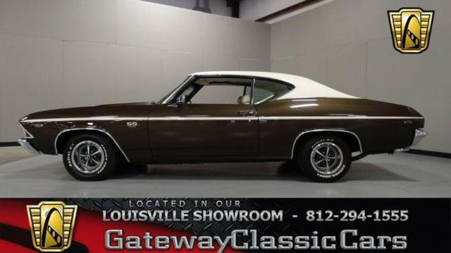1969 Chevrolet Chevelle Ss 847lou For Sale In Memphis