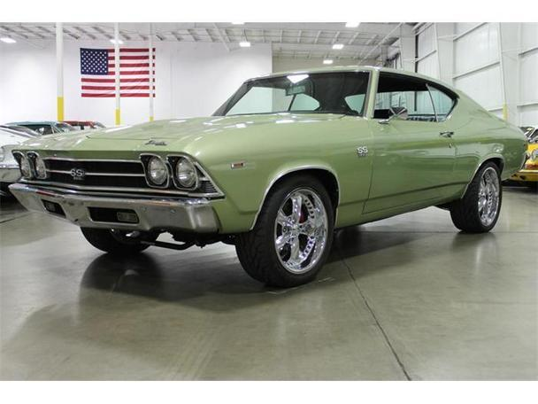 Rose Glen North Dakota ⁓ Try These 1966 Chevelle Ss For Sale