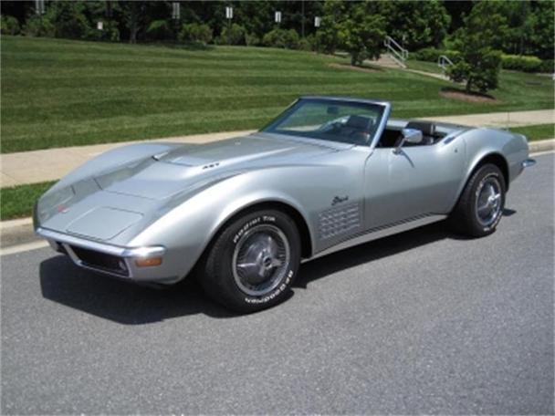 1969 chevrolet corvette for sale in rockville maryland. Black Bedroom Furniture Sets. Home Design Ideas